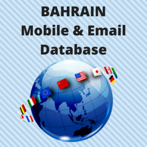 BAHRAIN Email List and Mobile Number Database