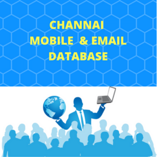 Chennai Mobile Number and Email Database