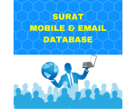 Surat Mobile Number and Email Database