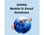 CHINA Email List and Mobile Number Database
