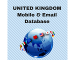 UK Email List and Mobile Number Database
