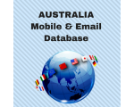 AUSTRALIA Email List and Mobile Number Database