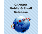 CANADA Email List and Mobile Number Database