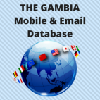 THE GAMBIA Email List and Mobile Number Database