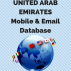 UAE Email List and Mobile Number Database